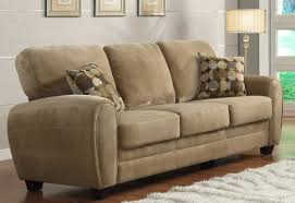 Pillows For Brown Sofa by Homelegance Rubin Sofa Set Brown Textured Microfiber U9734br 3