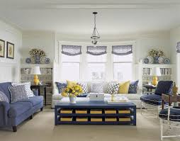 Beautiful BlueandWhite Rooms To Inspire You White Rooms - House beautiful living room colors