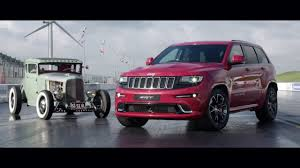wrecked jeep grand cherokee jeep uk jeep grand cherokee srt vs hemi rod at santa pod