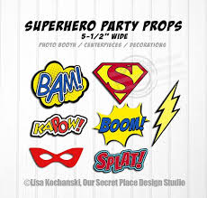 Superhero Centerpieces 107 Best You U0027re Invited Our Secret Place Design Images On