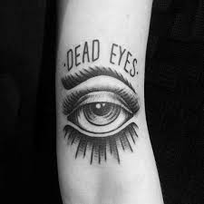 114 intense eye tattoos that will blow your mind