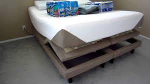 Sleep Number Adjustable Bed Frame Bedroom Design Comfortable Serta Adjustable Bed For Bedroom