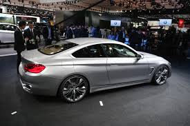 2013 bmw 4 series coupe bmw 4 series coupe concept detroit 2013 picture 79766
