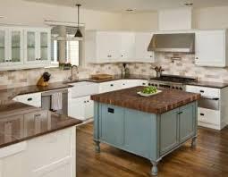 kitchen backsplash white trendy kitchen backsplash white cabinets brown countertop with 1