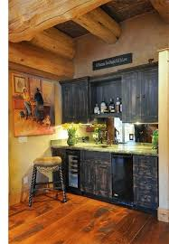 black kitchen cabinets in log cabin 4 kitchen combinations carlisle wide plank floors