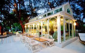 the glass house pattaya popular thai restaurant in na jomtien