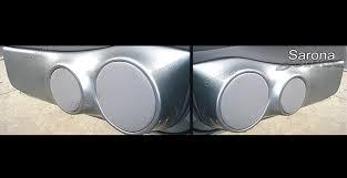 Custom Fiberglass Doors Exterior 97 02 Expedition Fiberglass Door Speaker Boxes 47 64 Suv Sav