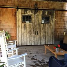 Sliding Barn Doors In Homes by Architectural Accents Sliding Barn Doors For The Home