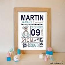 cadre photo chambre bébé un joli cadeau de naissance de baptême cadre personnalisé aux