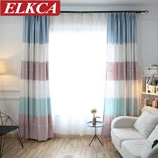 Short Curtains For Living Room by Online Get Cheap Horizontal Curtain Aliexpress Com Alibaba Group