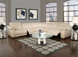 Contemporary Reclining Sofa With Topstitch by Kane U0027s Furniture Sectionals