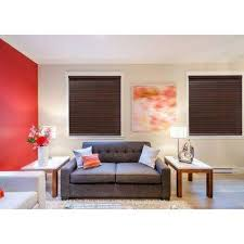 Home Decorators Collection Faux Wood Blinds Wood Blinds Blinds The Home Depot