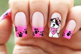 imagenes de uñas pintadas pequeñas decoracion de uñas para niñas 50 para hacerlos en casa facil
