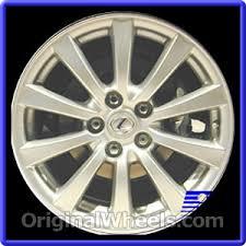2007 lexus is250 wheel size 2007 lexus is 250 rims 2007 lexus is 250 wheels at originalwheels com