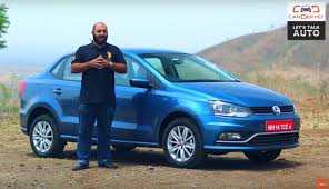 volkswagen ameo vw ameo review tell the story of the premium people u0027s car in india