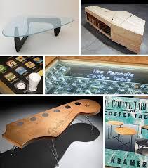 Creative Coffee Tables 15 Creative Modern Coffee Tables U0026 Coffee Table Designs Urbanist