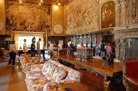 hearst castle pictures