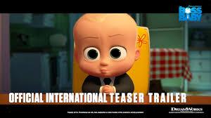 Dreamworks U0027 Boss Baby Official International Teaser Trailer