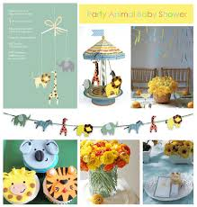 neutral baby shower themes animal baby shower pn jpg