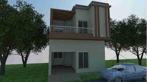 2 marla house design plan gharplans pk