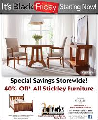 current sale items woodworks furniture