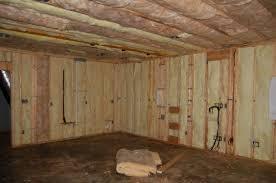 insulation modern craftsman style home