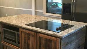 Kitchen Island Made From Reclaimed Wood Barnwood Kitchen Island Brilliant Gray Reclaimed Wood With