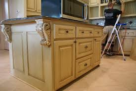 Jeffrey Alexander Kitchen Islands by Kitchen Island Base Only Unfinished Kitchen Island Legs Best 25