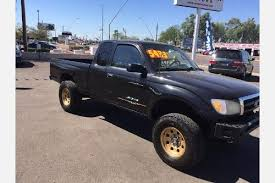 toyota tacoma for sale in az used toyota tacoma for sale in mesa az edmunds