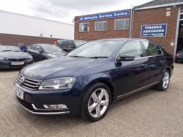 used volkswagen passat blue for sale motors co uk