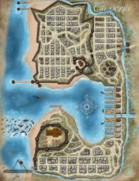 Dnd Maps Pathfinder Rpg City Map Folio Hard Copy Rpg Pinterest