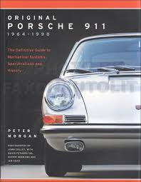 1995 1998 porsche 911 carrera bentley repair shop manual 993