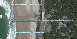Map Of Florence Oregon by Oregon Health Authority Beaches We Monitor Beach Water Quality