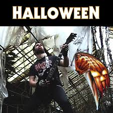 halloween movie theme song metal version mike metal vocalist