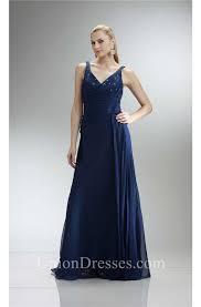 sheath v neck navy blue chiffon beaded mother evening dress bolero