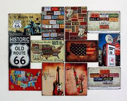 popular decorative metal beauteous metal signs home decor home