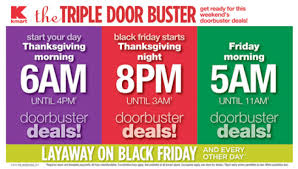 decipher the kmart black friday 2012 opening hours with this