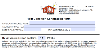 home inspection miami 40 year wind mitigation 4 point home inspections