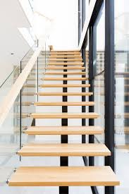stairs contemporary staircase architecture american oak