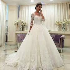 discount 2016 spring vintage beaded lace plus size wedding dresses
