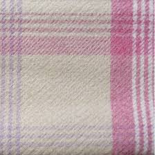 pink tartan balmoral sorbet pink tartan wool feel by p s from fabrics