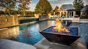 floating fire pit bobe water u0026 fire