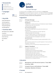Professional Resume Templates 20 Resume Templates Download Create Your Resume In 5 Minutes