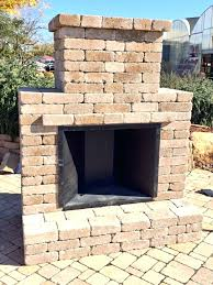 Outdoor Fireplace Designs - outdoor fireplaces pinterest most amazing outdoor fireplace