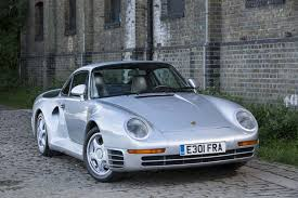 porsche 959 rally 1988 porsche 959 cars for sale fiskens