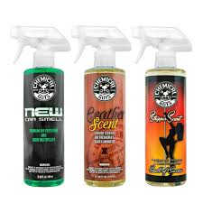 air freshener new car smell chemical guys new car scent leather scent scent kit