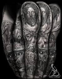 8 bit tattoo sleeve