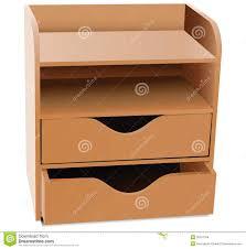 Office Desk Shelves Office Shelves Organizer Stock Vector Illustration Of Office