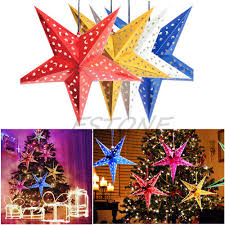 Home Decor Lights Online by Online Get Cheap Hanging Paper Star Lights Aliexpress Com