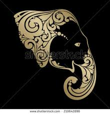 decorative elephant stock images royalty free images vectors